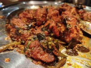 chicken 65- sanja chulha