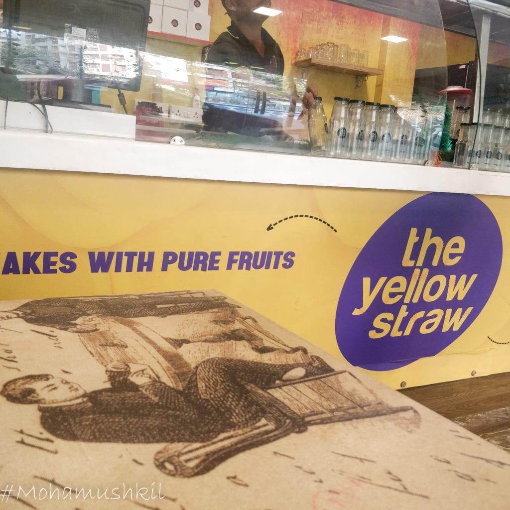 Yellow Straw Kolkata